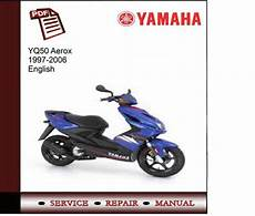 yamaha yq50 aerox 1997 2006 workshop service manual download man
