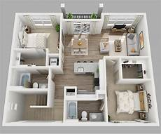 3 ideas for a 2 bedroom home includes floor 20 designs ideas for 3d apartment or one storey three