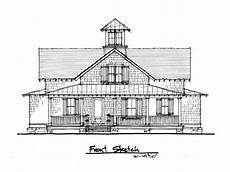 house plans with cupola cupola cottage l mitchell ginn associates cottage