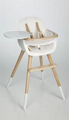 mobilier bébé design micuna ovo max luxe high chair with leather belts futur