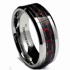 elegant carbon fibre wedding rings matvuk com