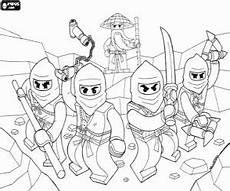 Oster Malvorlagen Kostenlos Ninjago Malvorlagen Die Ninjas Mit Seinem Meister In Lego Ninjago
