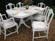 20 Best Ideas Shabby Chic Dining Tables And Chairs