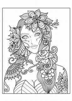 fall coloring pages for adults best coloring pages for
