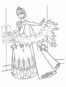 Malvorlagen Disney Elsa Ausmalbilder Disney Elsa Kostenlos Zum Ausdrucken