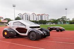 3D Printed Solar Cars  Futuristic Car Design