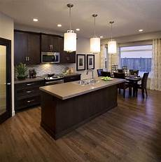 love the tones in this floor in 2019 dark kitchen cabinets wood floor kitchen kitchen