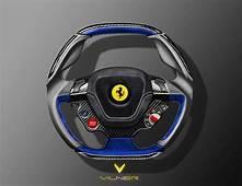 Vilner  Ergonomic And Sport Steering Wheels Ferrari