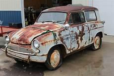 Two Cylinder Wagon 1958 Lloyd Ts