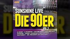 best of 90er live die 90er vol 2 minimix