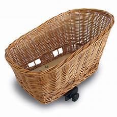 Basil Wicker Bike Basket Rear Medium 45cm Ebay
