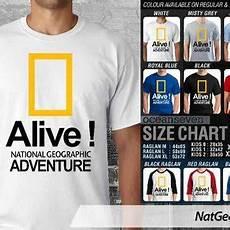 jual kaos natgeo national geographic alive baru kaos baju t shirt pria murah lengkap