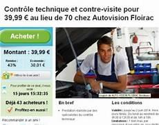 40 Euros Le Controle Technique Auto Sur Bordeaux Une