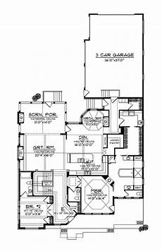 dreamhomesource com house plans craftsman style house plan 2 beds 2 5 baths 2394 sq ft