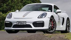 Goodbye Porsche Cayman GT4 Cant Wait To See You Again