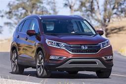 2015 Honda CR V New Engine CVT For Higher Gas Mileage