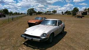 1978 Datsun 280Z With Additional 1976 Parts Car