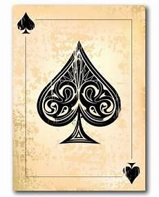 as de pique tableau as de pique carte 224 jouer as pique tr 232 fle et