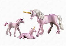 Playmobil Malvorlagen Unicorn Playmobil Set 6523 Unicorn With 2 Foals Klickypedia