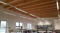 Werkstatt Beleuchtung Planen - referenzen elektro gerigk