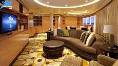 inside the most luxurious cruise ship suites in the world youtube
