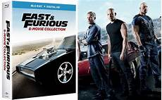Fast Furious 8 Collection For Just 29 99 Free