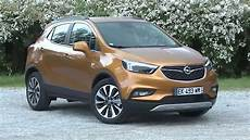 Essai Opel Mokka X 1 4 T 152 Bva 4x4 Elite 2017