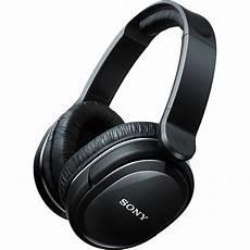sony wireless headset sony mdr hw300k wireless hi fi headphones mdrhw300k b h photo