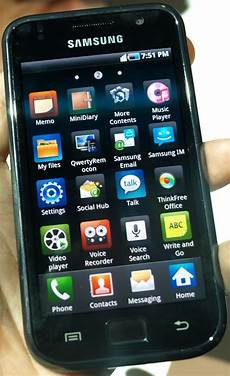 samsung galaxy s i9000 android 2 1 review