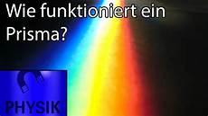 Wie Funktioniert Ein Prisma Das Spektrum Der Sonne