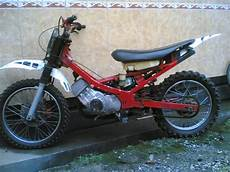 Satria 2 Tak Modif Trail by 86 Modif Motor Trail Satria 2 Tak Modifikasi Trail
