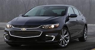 Redesigned 2016 Chevrolet Malibu Sings  Consumer Reports