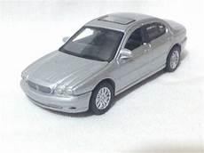 jaguar x type model car jaguar x type 2001 silver 1 72 die cast model car