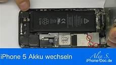 iphone 5 akku wechseln austauschen reparieren in 6 min