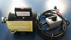 1 hp aos motor hd tenv w switch gfci and wire for boat lifts ebay