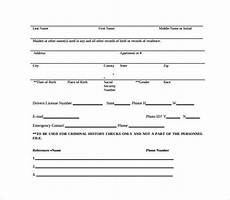 background check authorization form 10 download free documents in pdf word