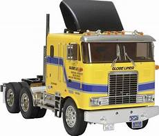 Camion Rc 233 Lectrique Tamiya Globe Liner 300056304 Kit 224