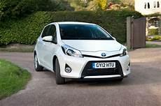 Toyota Yaris Hybrid Uk Drive