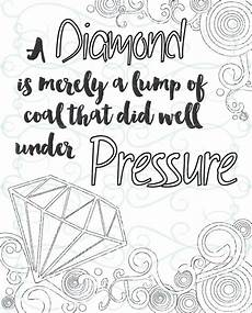 adult inspirational coloring page printable 15 under pressure