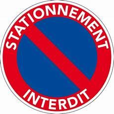 Installer Un Panneau Interdiction De Stationner Devant