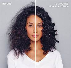 how to style curly hair without frizz living proof s no frizz collection is weightless so hair