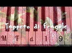 modã tappeto di fragole mod 224 tappeto di fragole piano cover myfede1998