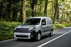 Renault Kangoo Ze - renault kangoo ze small electric now on sale with