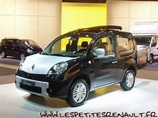 Les Petites Renault Renault Kangoo Bebop 2009