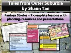 tale lesson ks2 15018 tales from outer suburbia 7 complete lessons narrative ks2 teaching resources