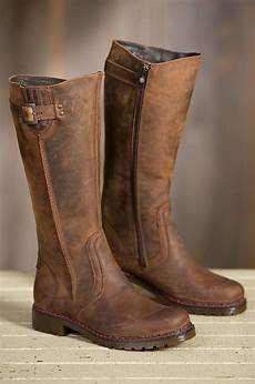 s overland debra wool lined leather boots winter