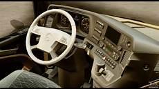 mercedes actros mp4 4x2 standart interior for gta san