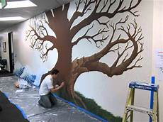 Local Splash Family Tree Mural Project Family