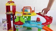 Vtech Tut Garage by Vtech Garage Cars Toot Toot Drivers Parkhaus Tut Tut Baby
