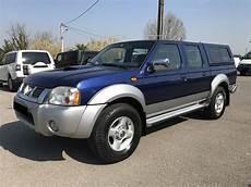 Nissan Navara D22 2 5 Tdi 133 Ch Cabine Top De